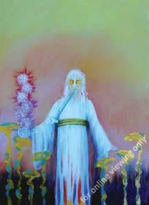 Illustration to Revelation 1