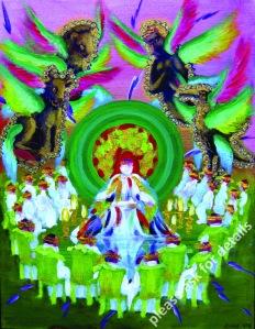 Illustration to Revelation 4