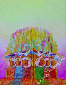 Illustration to Revelation 21